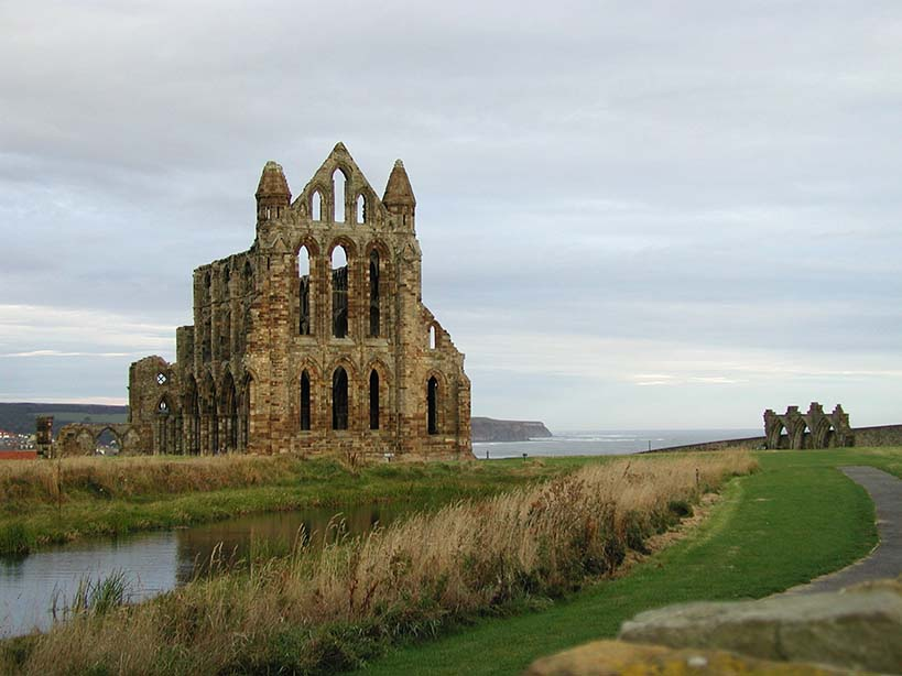 Whitby Abbey (2003)